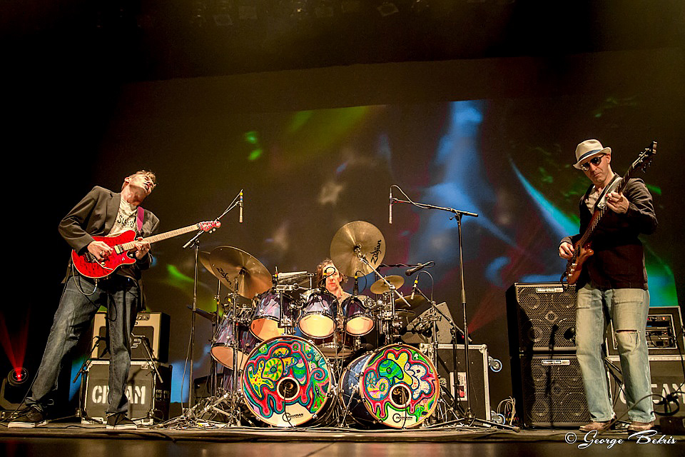 The Music of Cream 50th Anniversary Tour – New England Rock